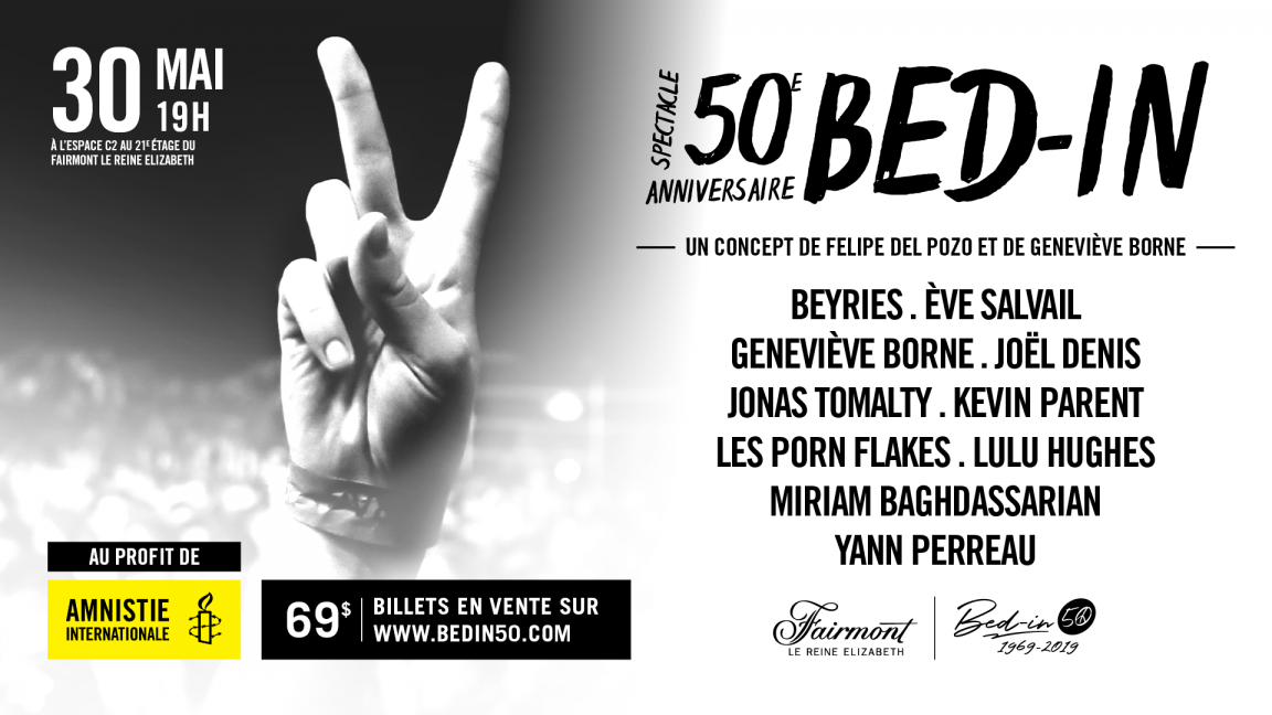 Bed-In 50th Anniversary Concert