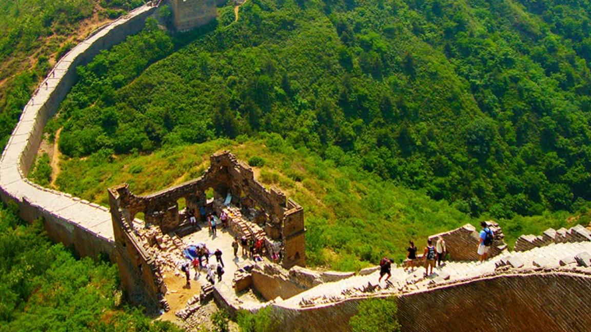 Soirée bénéfice - Trail de la Muraille de Chine