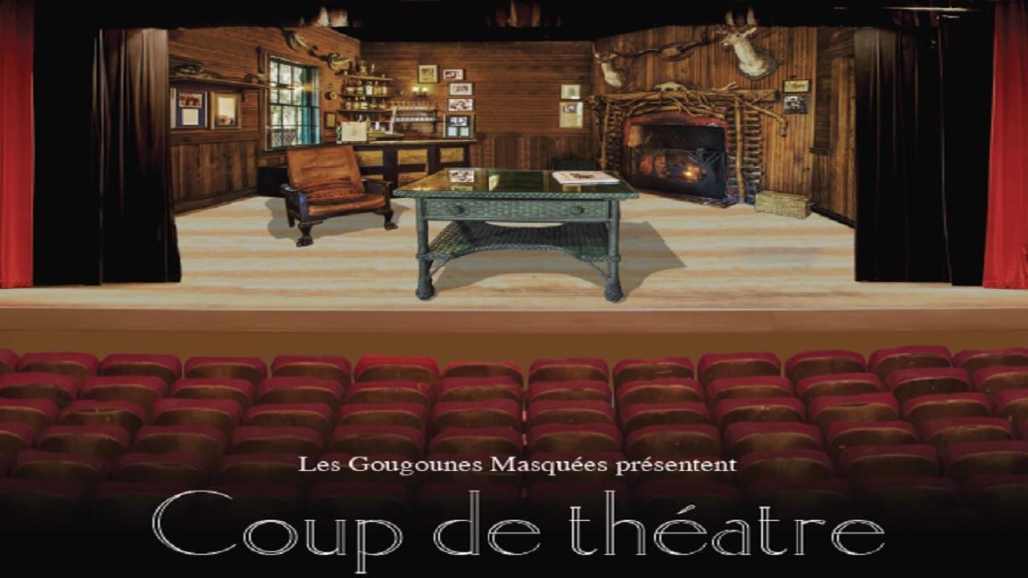 """""""Coup de théâtre"""""""