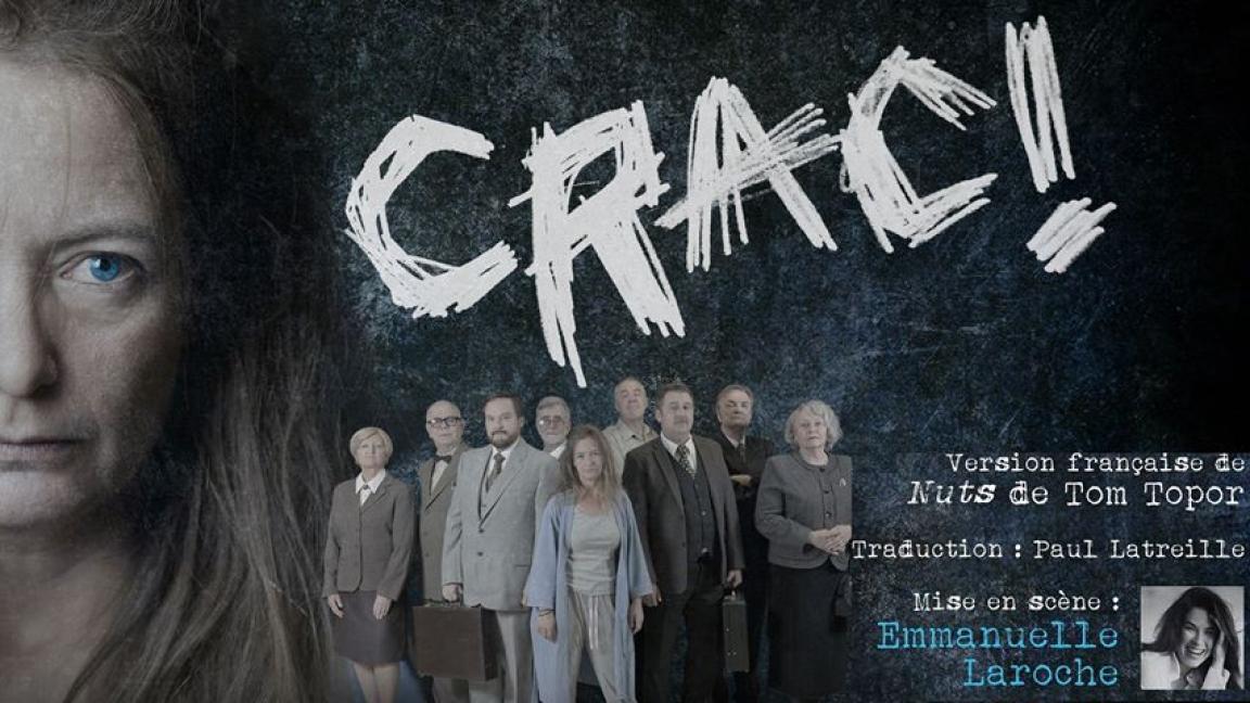 """""""CRAC!"""" Pièce en Théâtrodescription"""