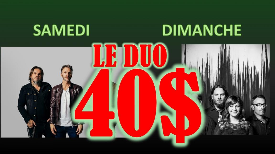 Duo Quarantième