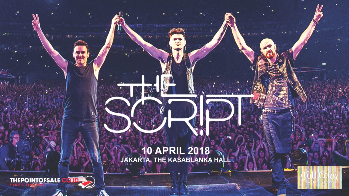 The Script 'Freedom Child Tour' Live in Jakarta