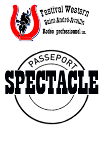 Passeport spectacle