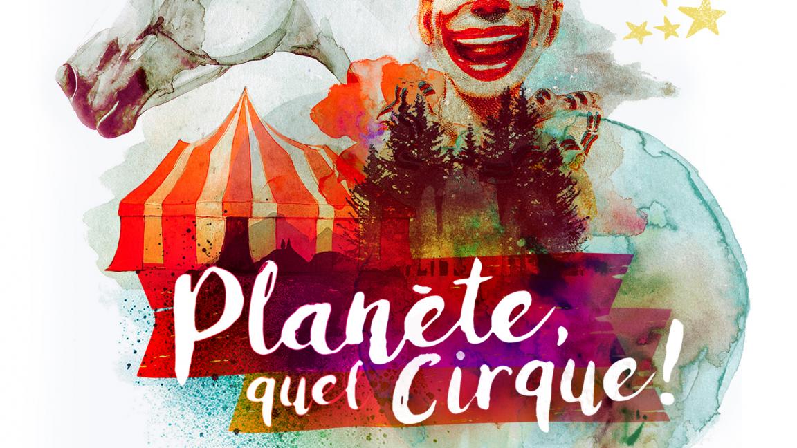 Festival western St-André-Avellin présente PLANÈTE QUEL CIRQUE ...