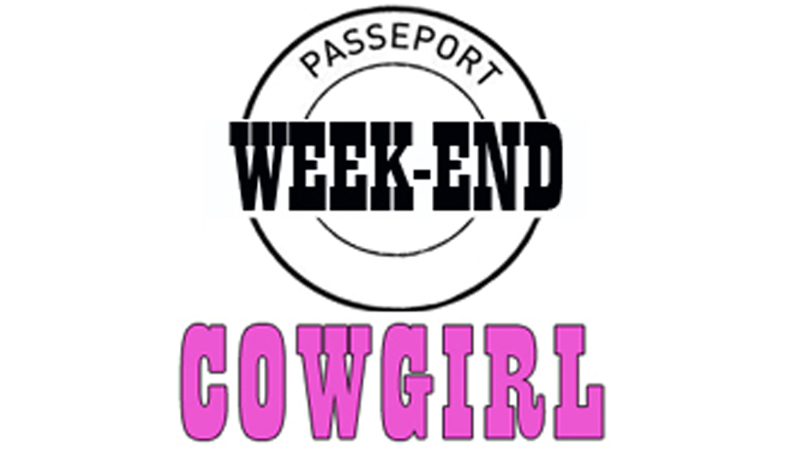 PASSEPORT WEEK-END COWGIRL