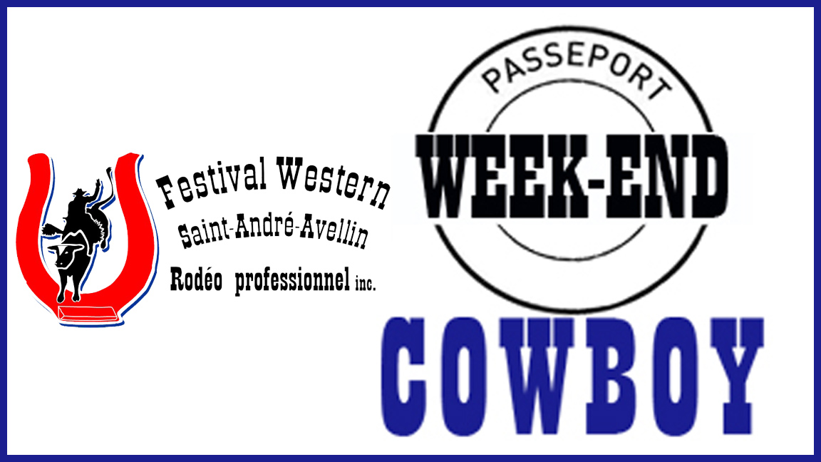 PASSEPORT WEEK-END  COWBOY