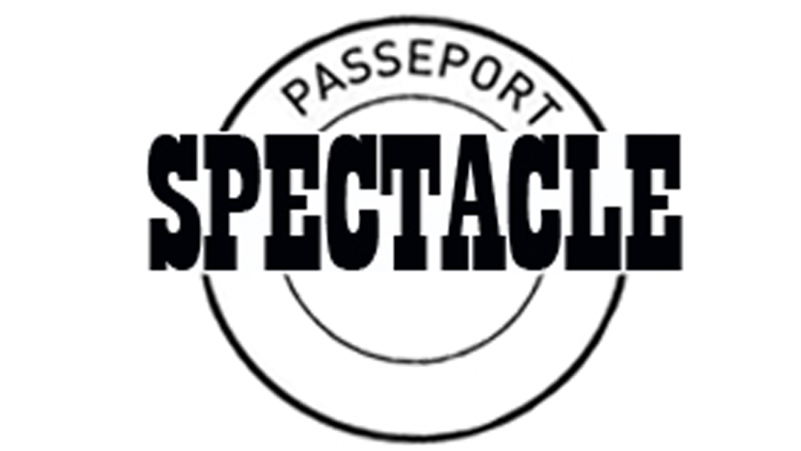 PASSEPORT SPECTACLE 2020