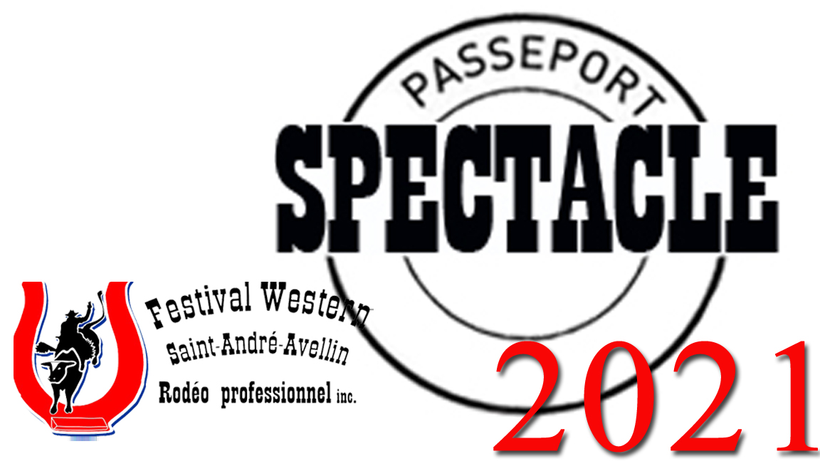 PASSEPORT SPECTACLE 2021