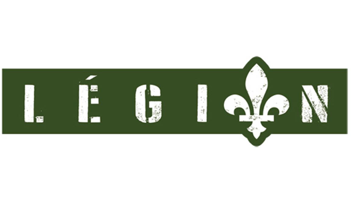LÉGION(NOIR SILENCE-VILAIN PINGOUIN-FRÈRES À CH'VAL)