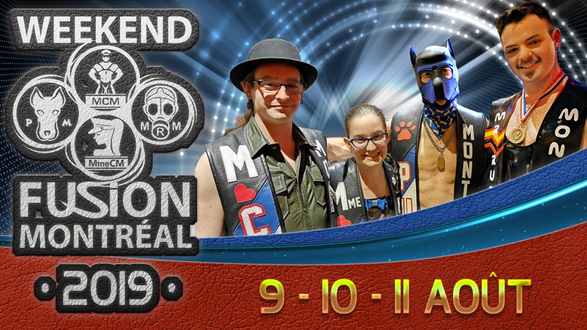 Forfait Weekend Fusion Montréal 2019