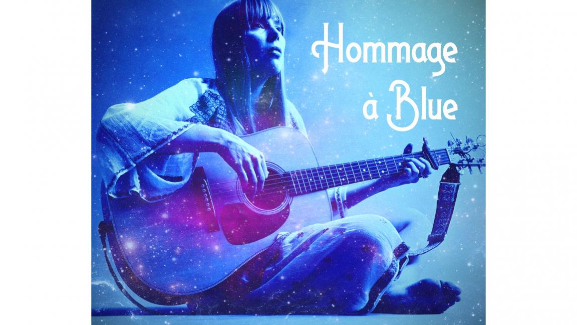 Hommage à Blue