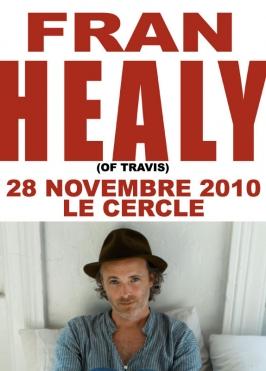 Fran Healy et invités