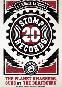 Stomp 20th Anniversary Show