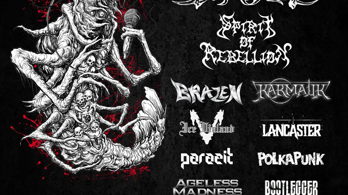 Gaspesian Metal Fest 4