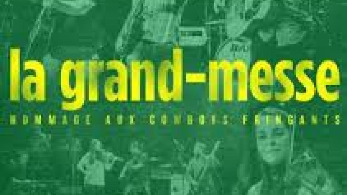 Hommage aux Cowboys Fringants avec la Grand-Messe