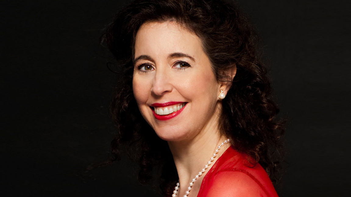 Angela Hewitt and Ravel's Stunning Piano Concerto in G