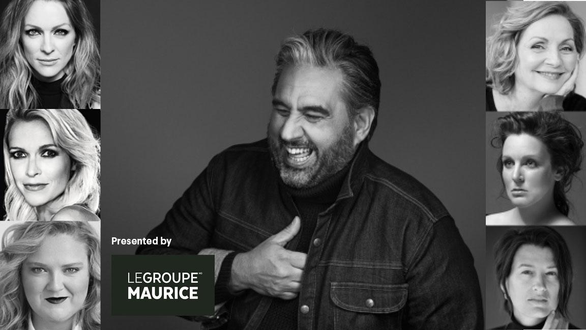 Marc Hervieux's Carte Blanche