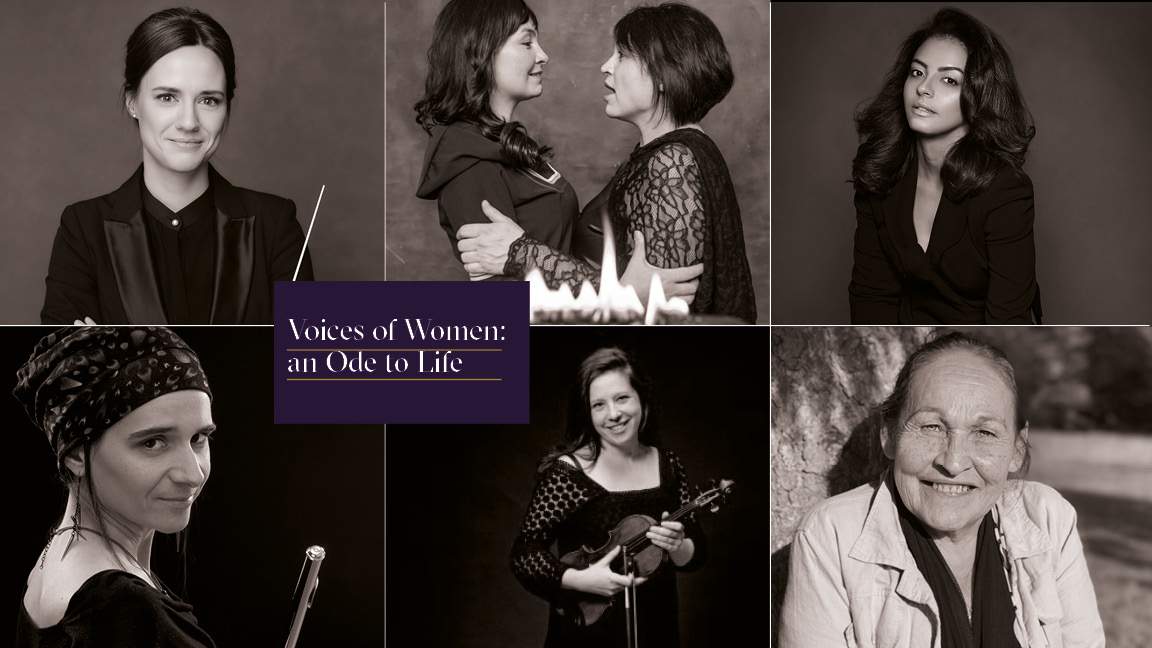 Voices of Women: an Ode to Life
