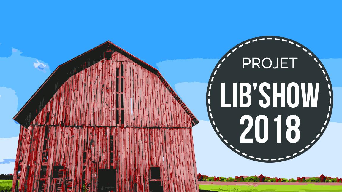 Projet Lib'Show 2018