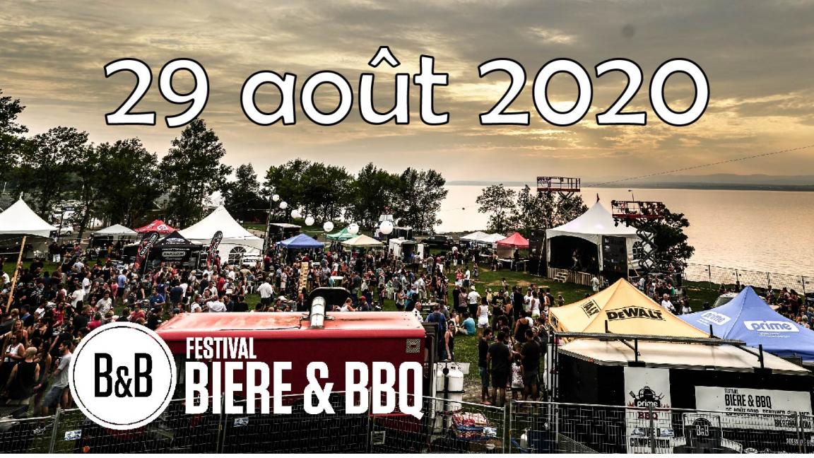 Festival Bière & BBQ 2020