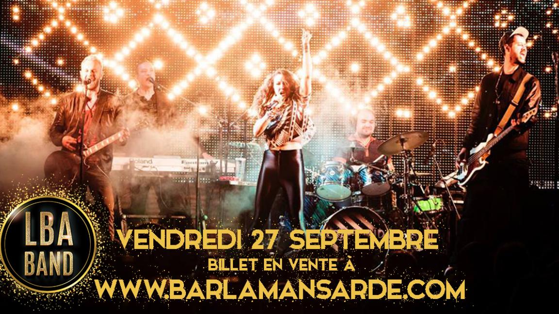 LBA Band au Chameau