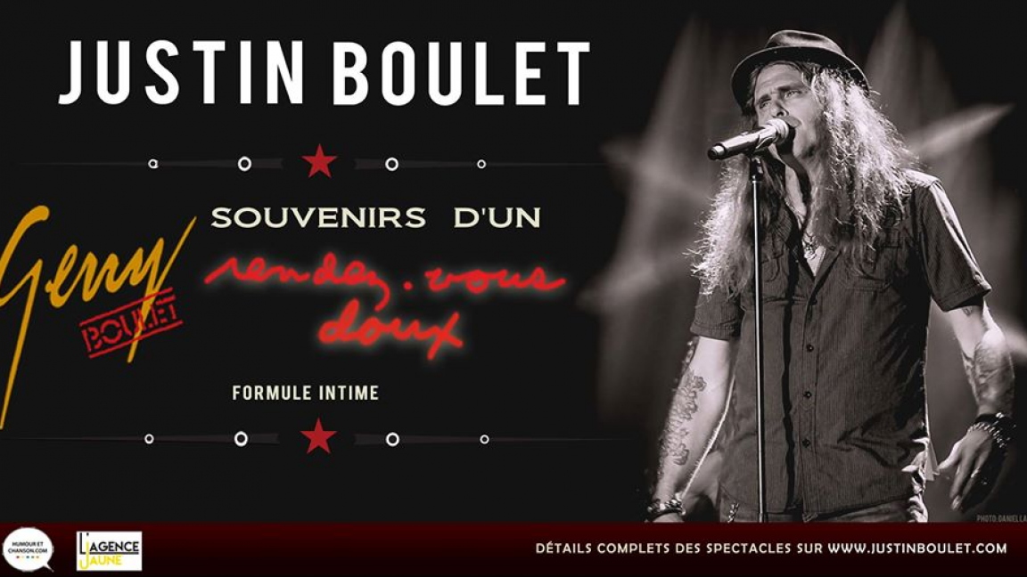 Justin Boulet - Souvenir d'un Rendez-vous Doux