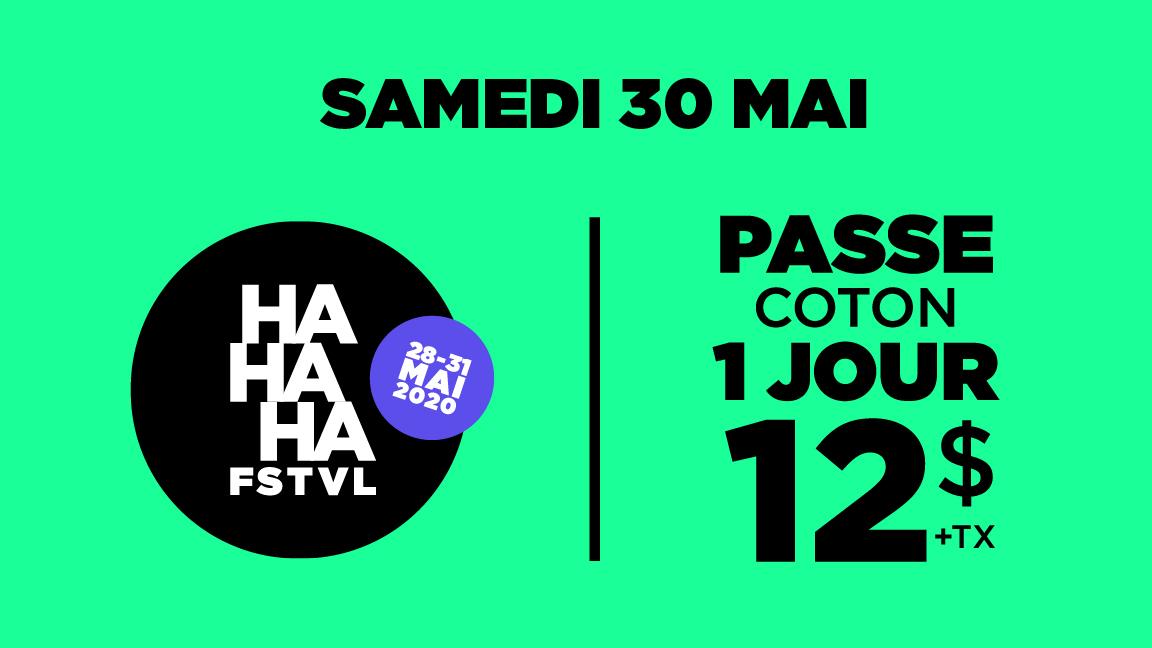 FSTVL 30 mai 2020