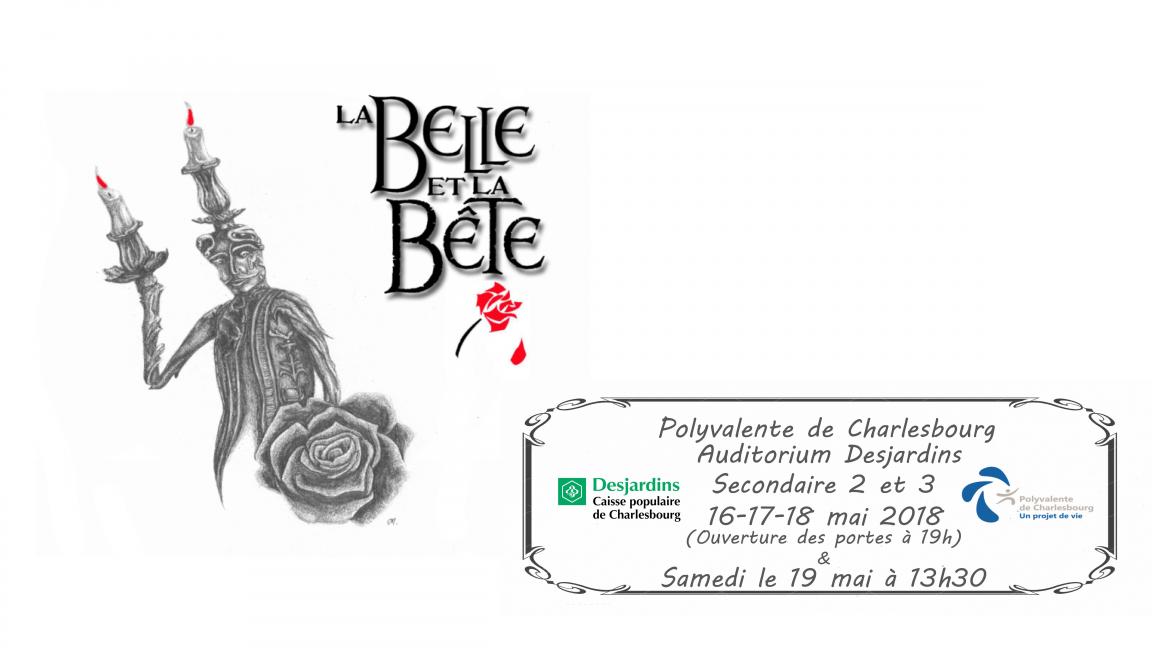Comédie musicale La Belle et la Bête