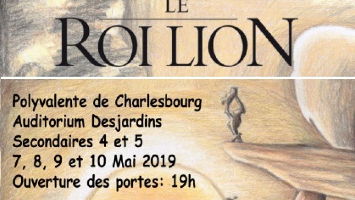 Comédie musicale Le Roi Lion