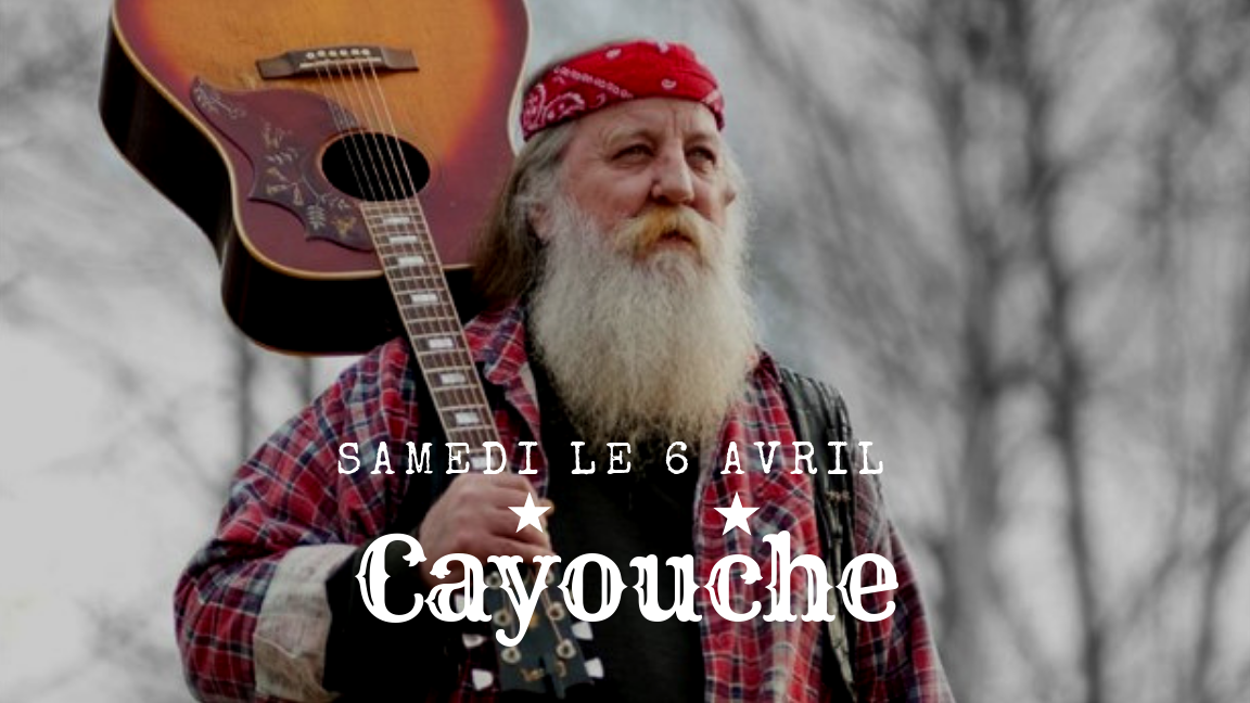 Spectacle de Cayouche