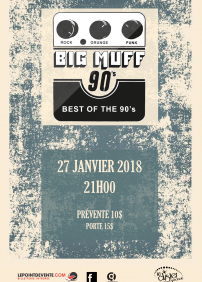 Big Muff Coverband 90's
