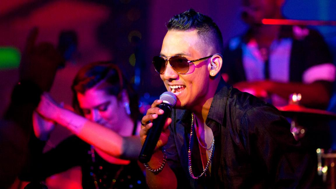 Vive Latino avec Daniel Alejandro et DJ Maestro