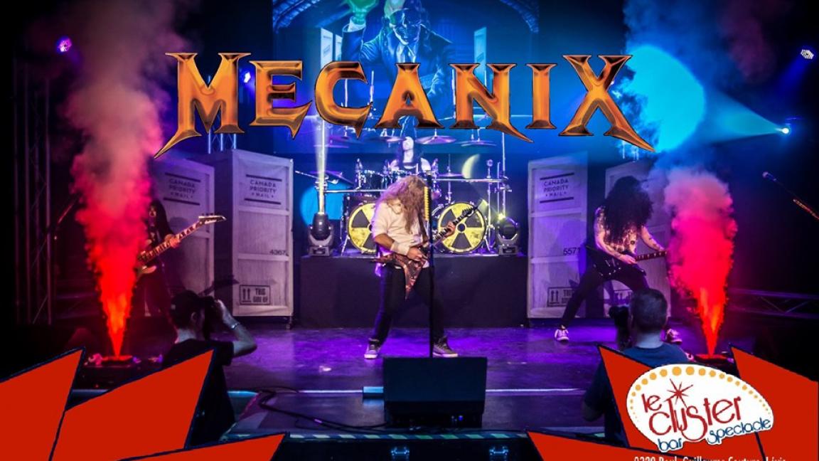 MecaniX - Hommage à Megadeth