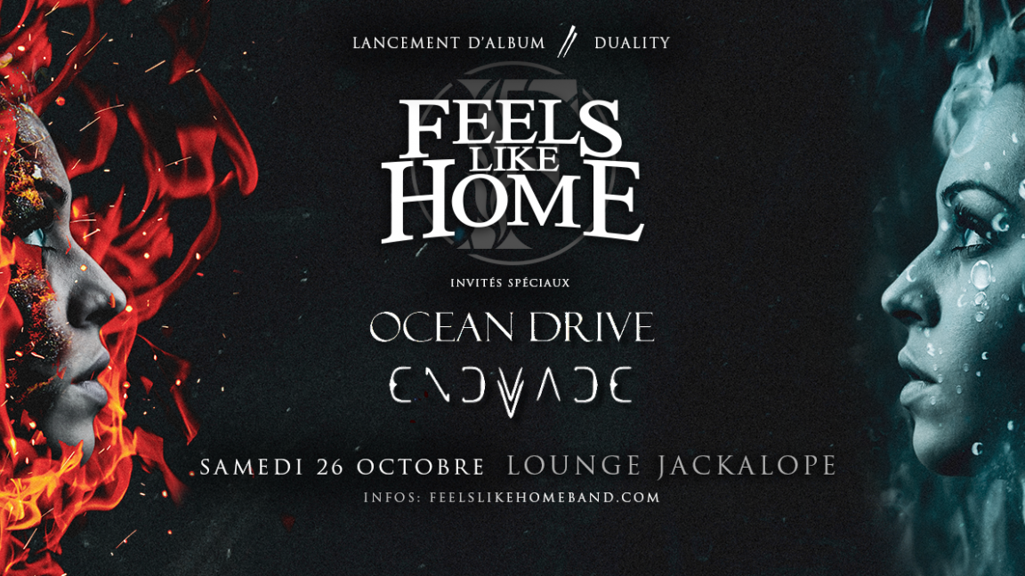 Feels Like Home | Mont-Tremblant | 26 Octobre