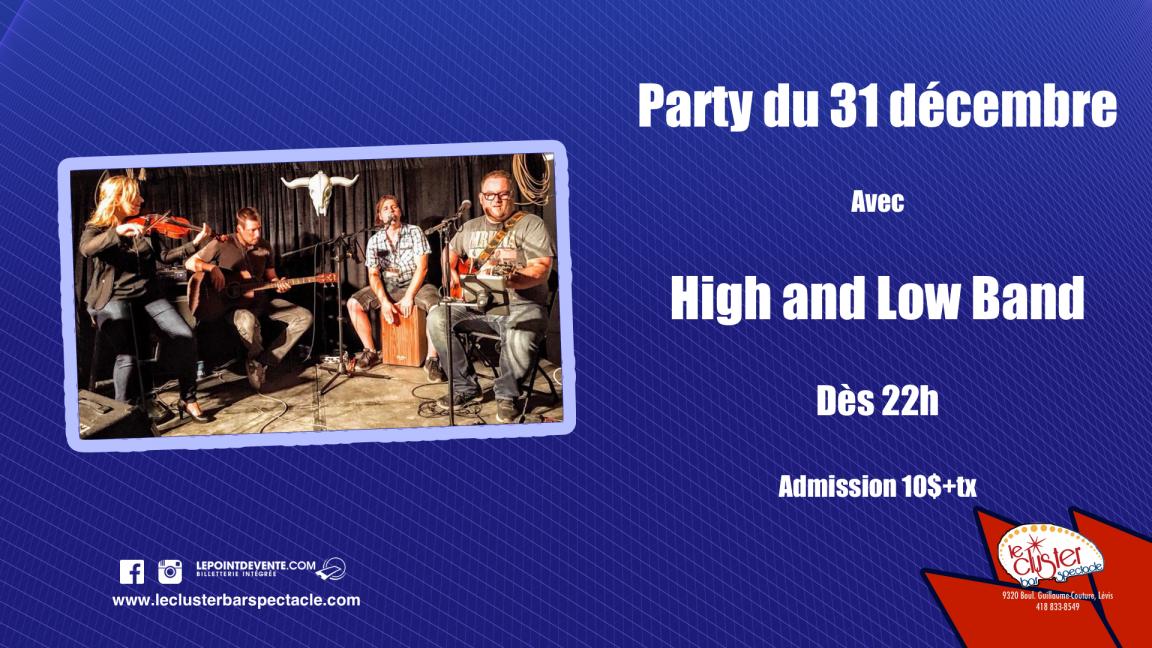Party du 31 décembre