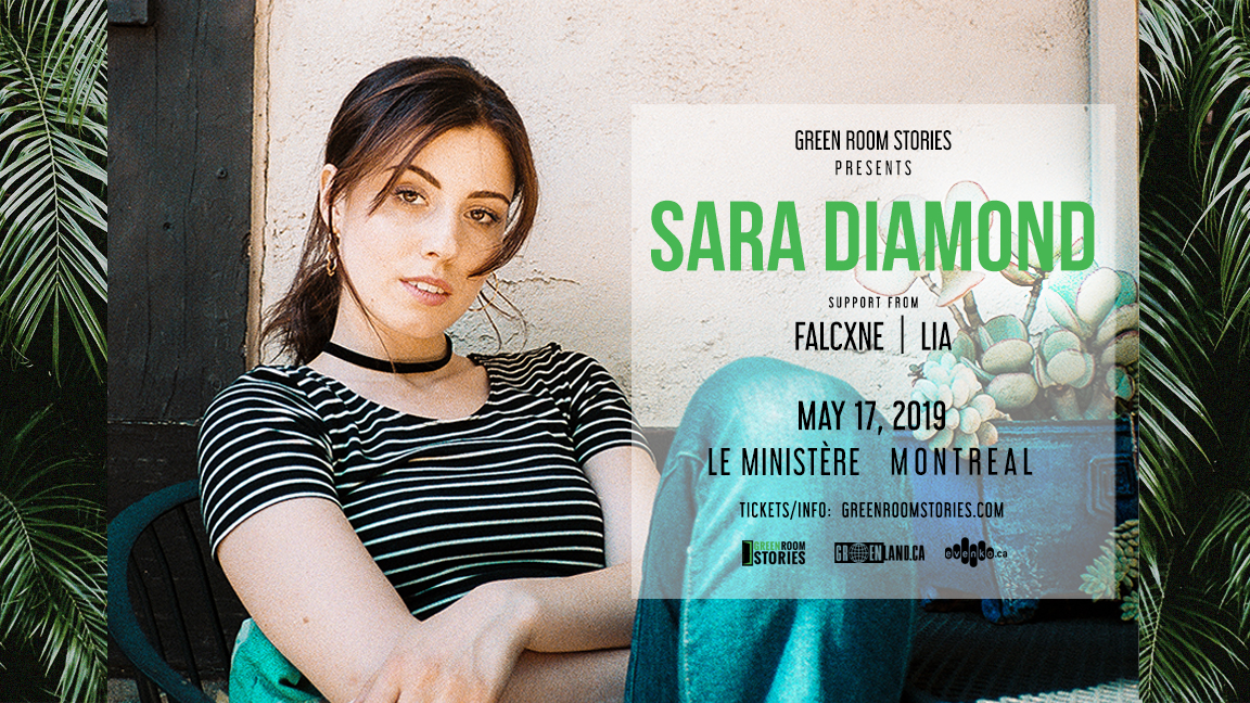 Sara Diamond, falcxne and LIA