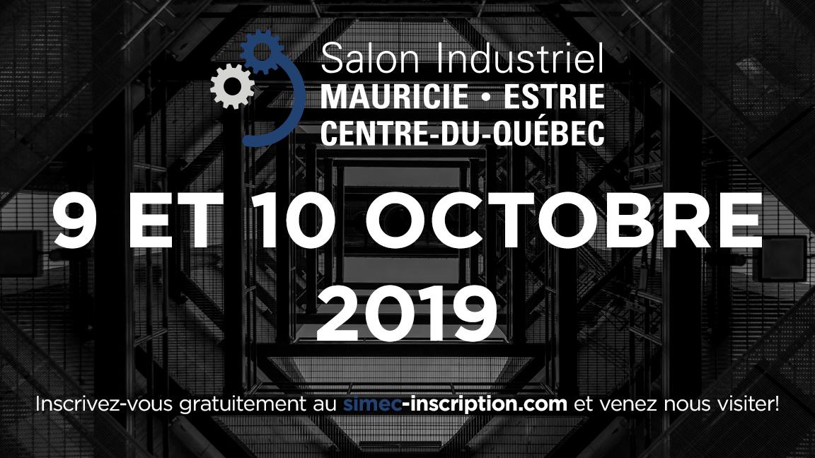 Salon industriel de la Mauricie, Estrie et du Centre-du-Québec