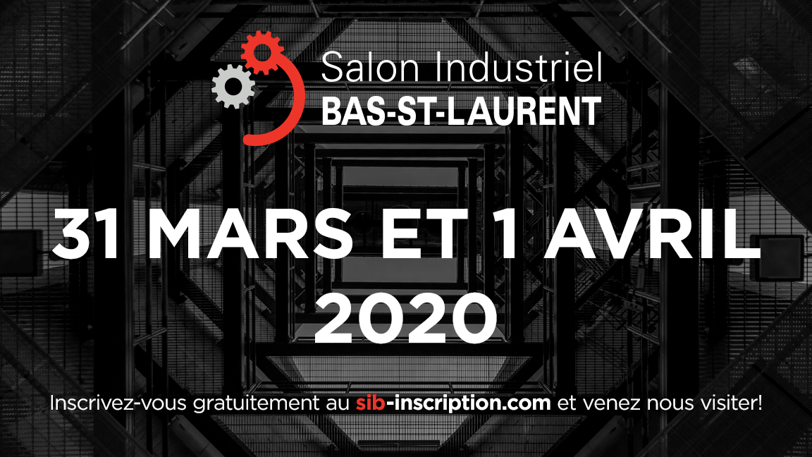 Salon industriel du Bas-Saint-Laurent