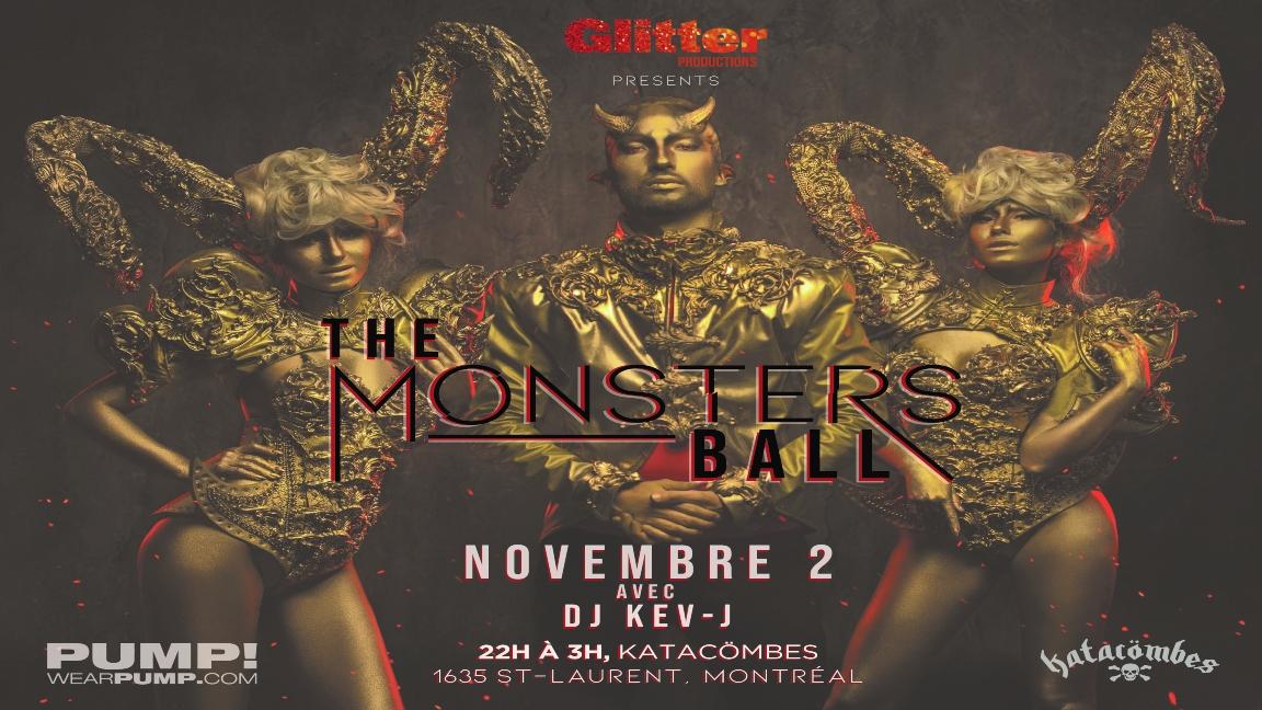 Halloween : The Monster Ball