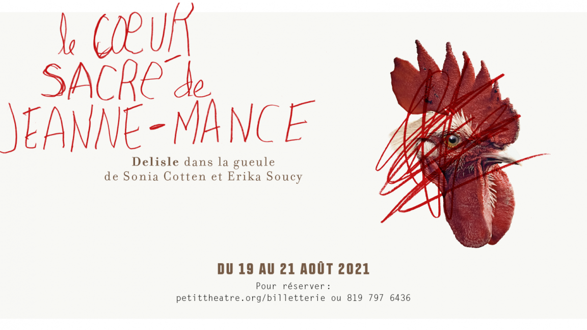 Le coeur sacré de Jeanne-Mance (20 août)