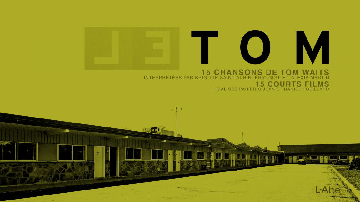 15 chansons de Tom Waits, 15 courts films (en salle)