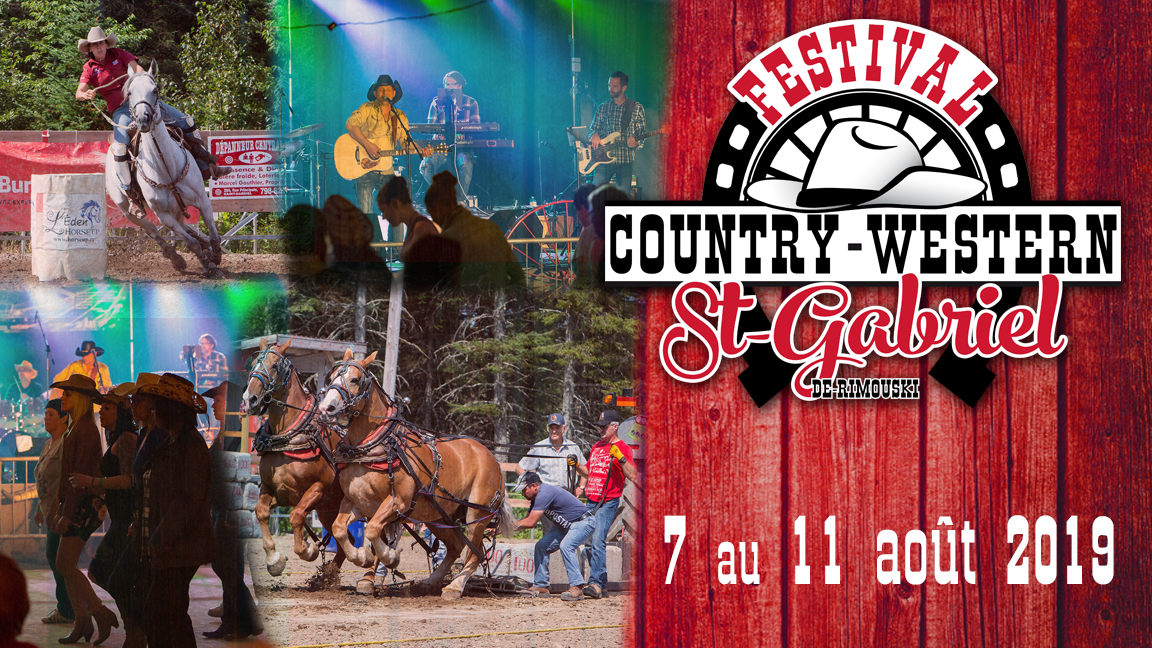 Festival Country-Western 2019
