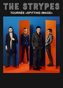 Greenland & evenko present The Strypes – March 30th 2018 – Petit Campus, Montréal, QC