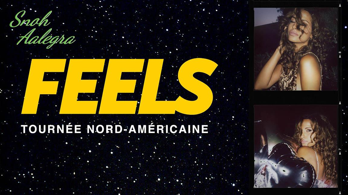Snoh Aalegra: FEELS Tour