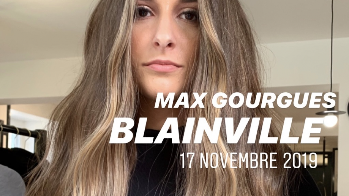 MAX GOURGUES - TRANSFORMATION DE COULEUR