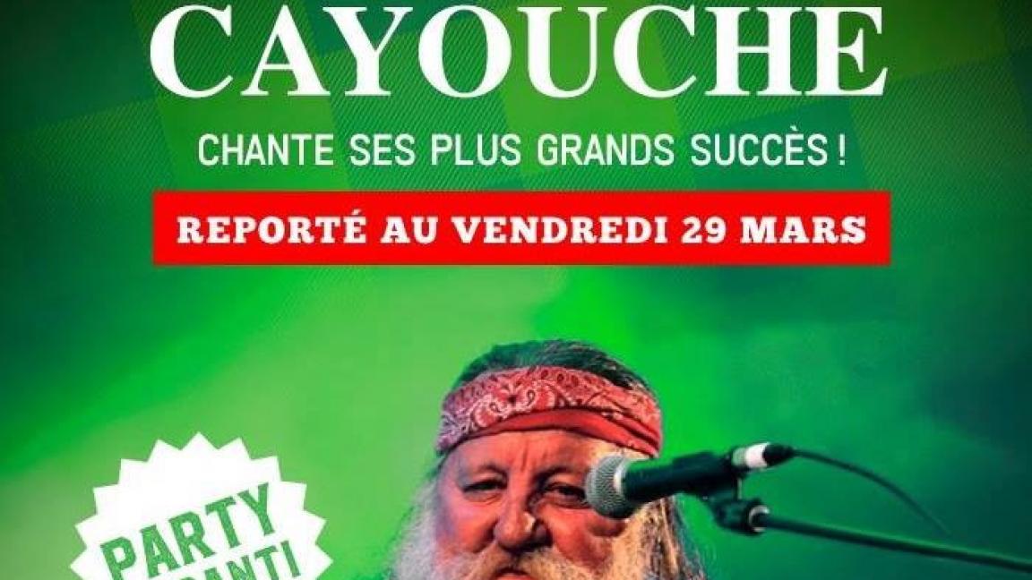 Cayouche 29 mars suroit Quimorucru 12 avril