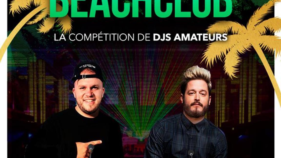En route vers le BeachClub Finale Québec