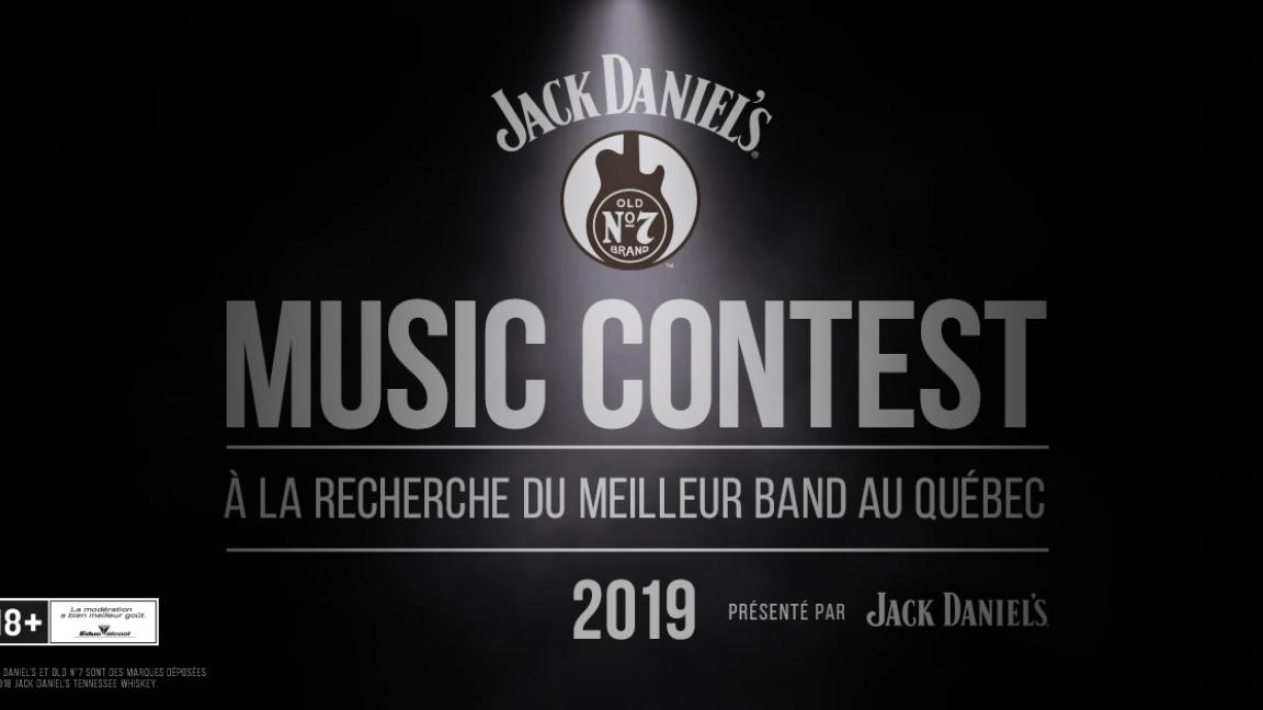Jack Daniel's Music Contest Finale