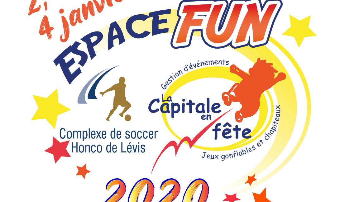 Espacefun Fun 2020 billets ouverts ! ( Jusqu'au 15 décembre 2019)