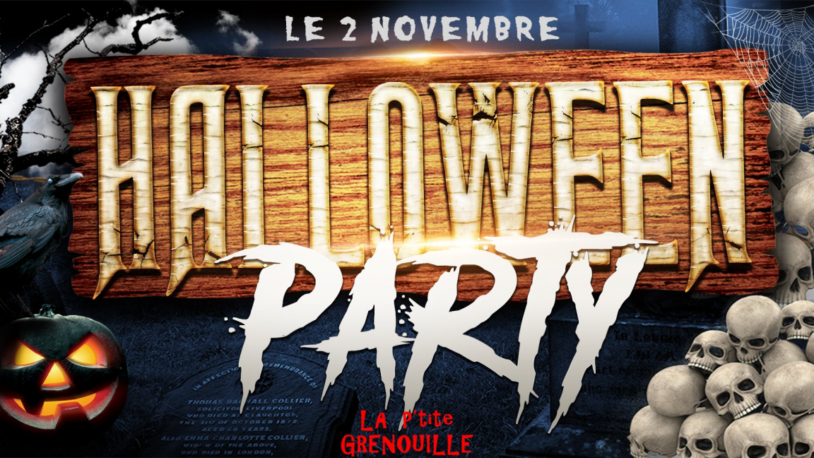Party d'Halloween